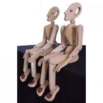 Marionnettes d'étude