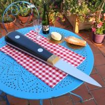 Couteau à huitre géant 1 m pour décoration, publicité, PLV