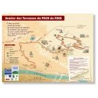 Signalétique Touristique Sentier découverte Foix